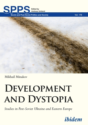 Mykhailo Minakov's new book