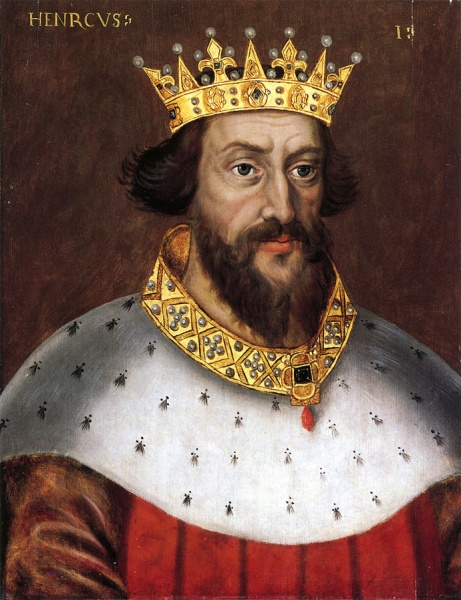 Henry I of France. Source: Wikimedia Commons